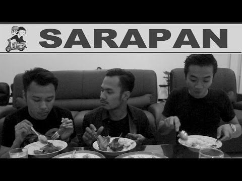 "B/W Comedy Film: SARAPAN ""BREAKFAST"""