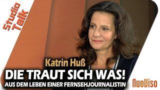 Die traut sich was! - Katrin Huß im NuoViso Talk