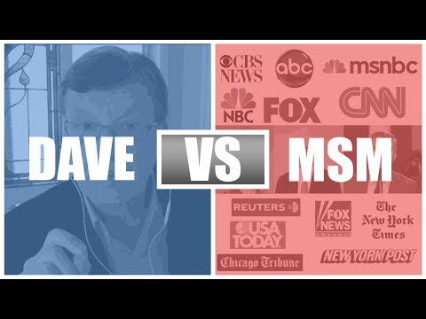 Dave vs. MSM - The Missing $21 TRILLION - Nov 30 2018
