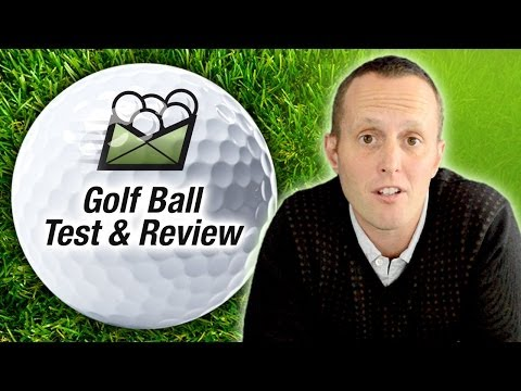 Professional golf ball review 2014 - How to pick the best ball for your game - 5% off