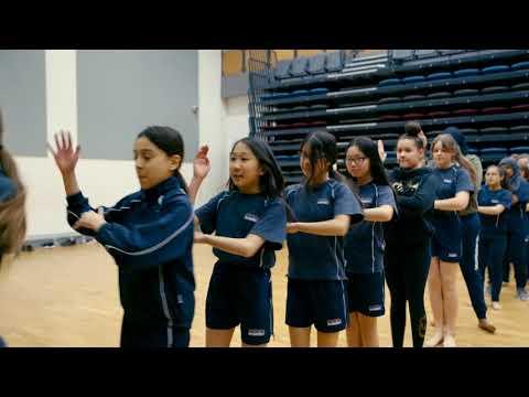 Dance Journeys 2018: Hammersmith Academy | English National Ballet