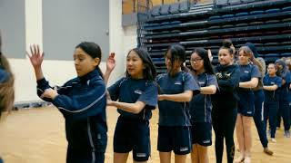 Dance Journeys 2018: Hammersmith Academy | English National Ballet