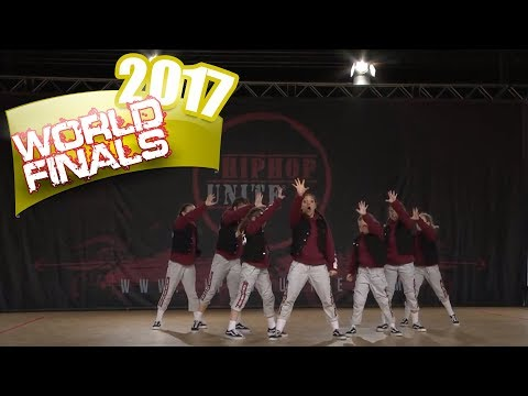 Rebel Youth | 5th Place – Cadet Small  Crew Division | HHU World Championships 2017