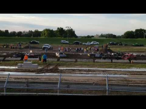 Marion county derby Friday 2017 heat 2