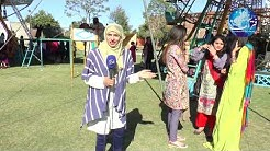 Pakistani College Girls Sports Gala Fun in Program Rock with Fitraak by Sumaya and Faysal Afzal