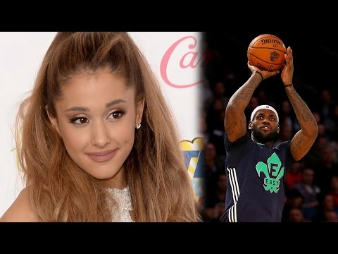Ariana Grande Set to Perform at the NBA...