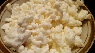 Как  сделать  творог Вкусный