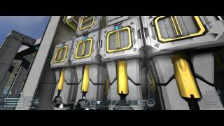 Space Engineers [21:9] - automated Strip miner (blueprint)