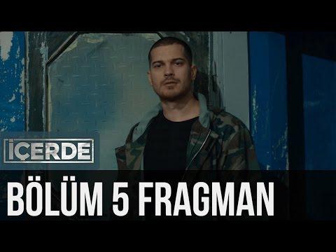 İçerde 5. Bölüm Fragman