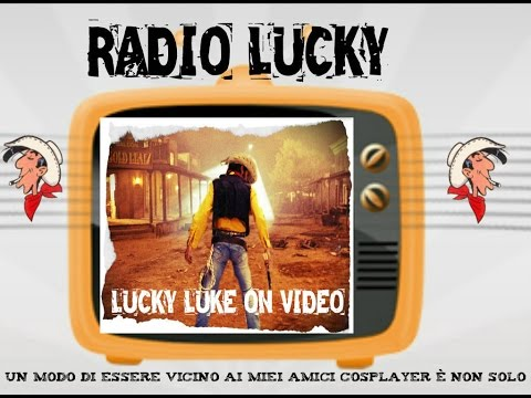 RADIO LUCKY west on air VIDEO PUNTATA 1