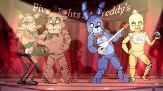 Top 7 Five Nights At Freddy's Animations By TheFearRaiser