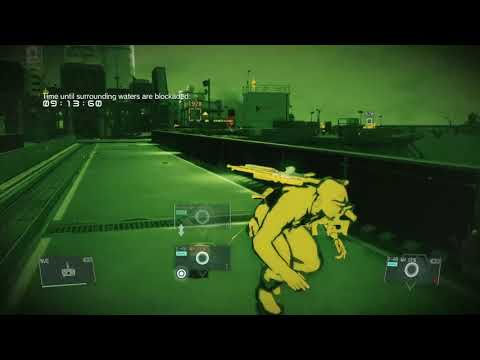 METAL GEAR SOLID V FOB darkfaggot123 30sec grade 10 'WH 10'defence