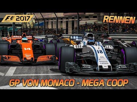 Das Rennen in Monaco | F1 2017 [HD] [GER] Großer Preis von Monaco