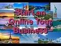 Start an Online Tour Business - World Travel Holiday Ventures