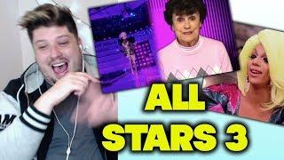 Rupaul's Drag Race: All Stars - RU-CAP - S3E1  [REACTION]