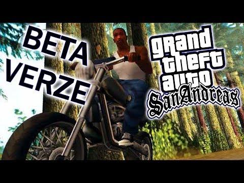 BETING #5 - Grand Theft Auto: San Andreas [CZ] thumbnail