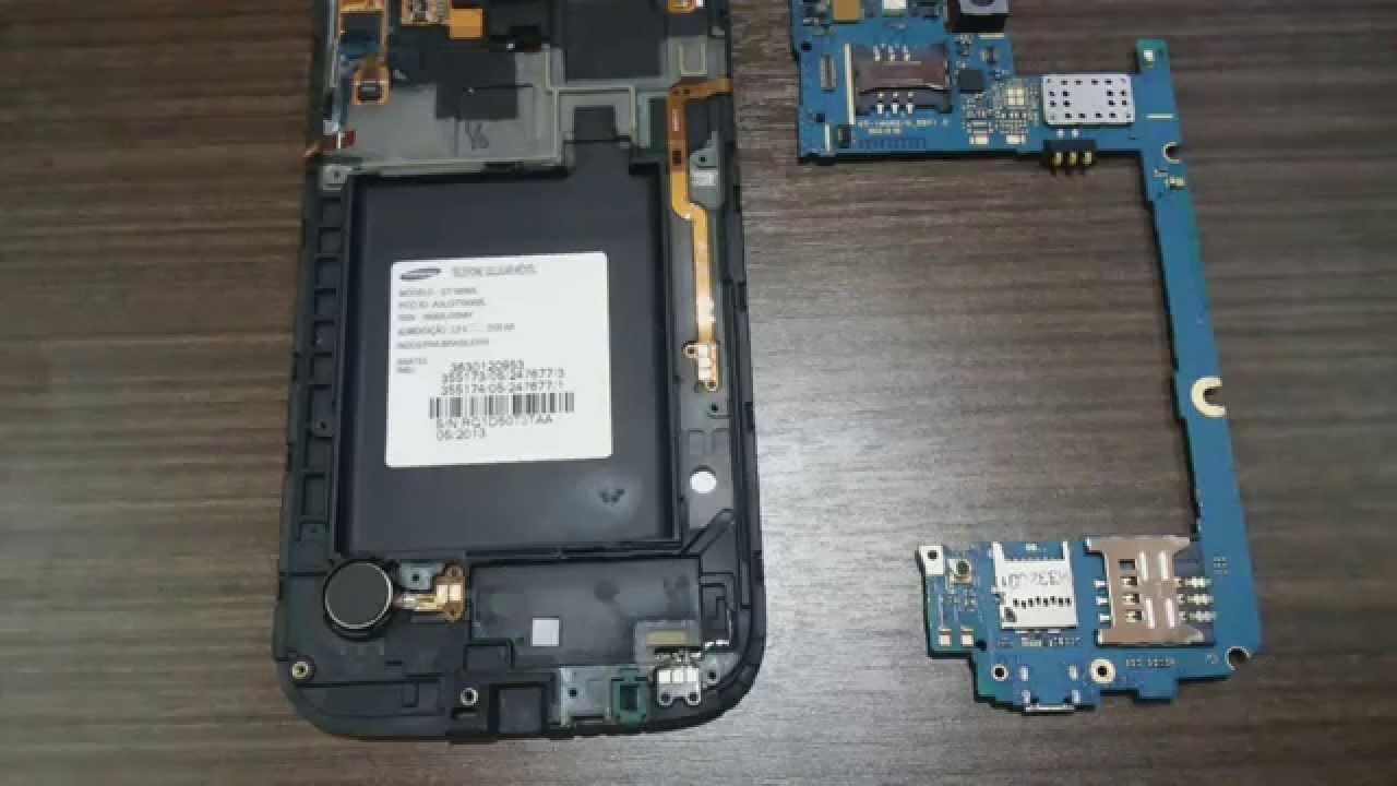 Testing Samsung Galaxy Grand Duos Vibration Motor Gt I9082