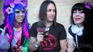 Discotaku TV - Entrevista a DJ SiSeN -  Discotaku Jerez 2014
