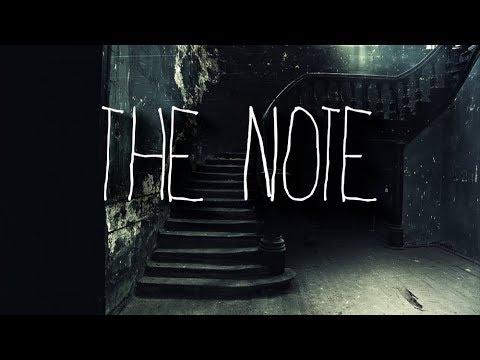 The Note – German Creepypasta (Hörbuch Horror deutsch)