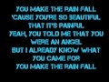 watch he video of You Make The Rain Fall - Kevin Rudolf Ft. Flo Rida [ Lyrics On Screen]