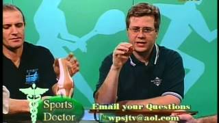 01/16/2003 Sports Doctor with Dr. Anthony Valarie on Knee Injuries