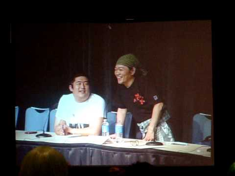Crocodile's laugh, and Sogeking song 2 (Animazement 2010)