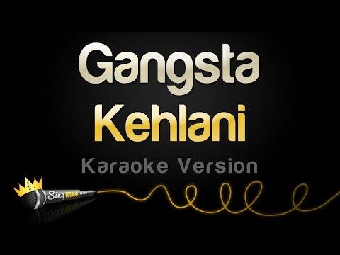 Kehlani - Gangsta (from Suicide Squad) (Karaoke Version)