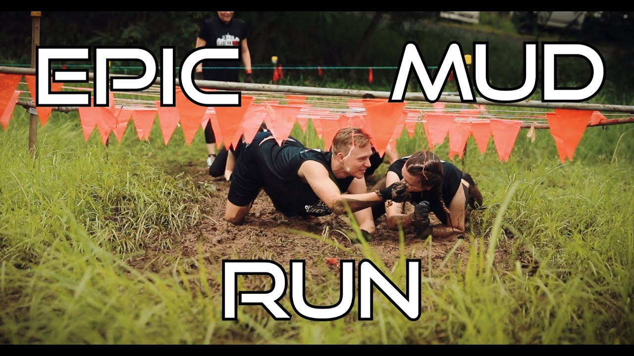 EPIC MUD RUN!!! - Obstacle Hell Brisbane 2020