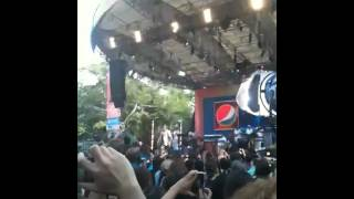 Good Morning America Summer Concert Series- Neyo!