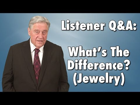 #39: Listener Q&A—What's The Difference? (Jewelry)