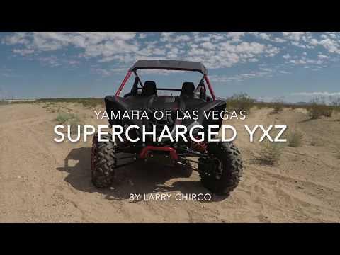 Supercharged 2017 Yamaha YXZ SSSE Test Drive