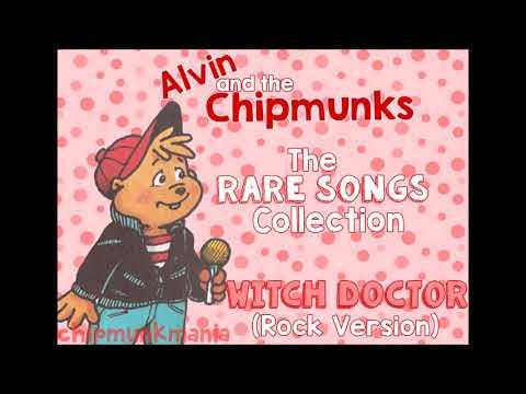 Alvin Seville - Witch Doctor (Rock Version)