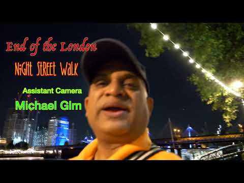 London Night Street Walk  and Strip Clubs - Easy Hookup -මෙන