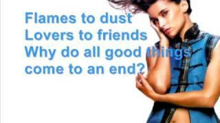 Nelly Furtado  All Good Things (with lyric)