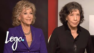 Jane Fonda & Lily Tomlin on Netflix's New Series 'Grace and Frankie