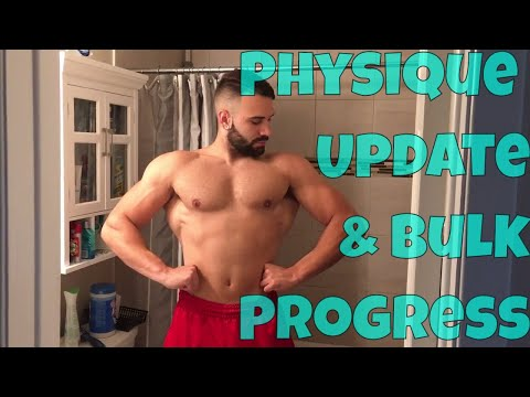 Physique Update & Lean Bulk Progress | 3 Things You Need For A Successful Lean Bulk