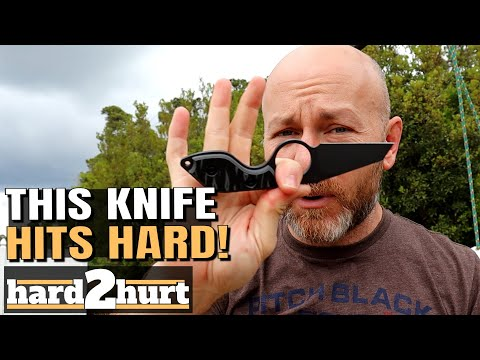 This Knife Was Made for Self Defense | Kore Essentials Defender Knife and Belt Review