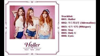 Download lagu [Full Album] 태티서 (TTS)- Holler Mini Album