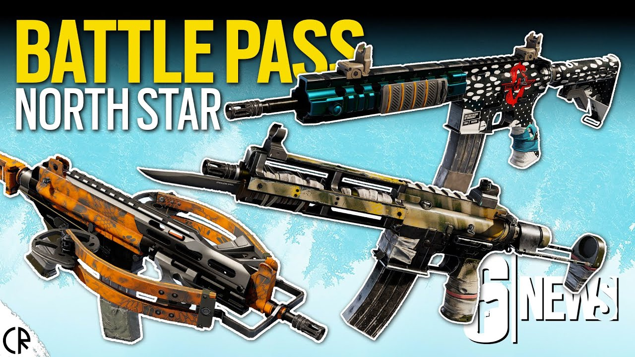 Battle Pass North Star - A friken bayonet! - 6News - Rainbow Six Siege