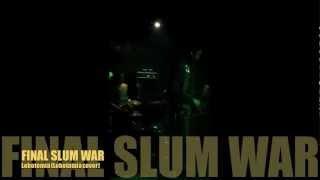 FINAL SLUM WAR -- Lobotomia (Lobotomia cover)