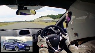 TOP GEAR Exclusive #StigCam: Ford Fiesta ST, s20 Ep 1 BBC AMERICA