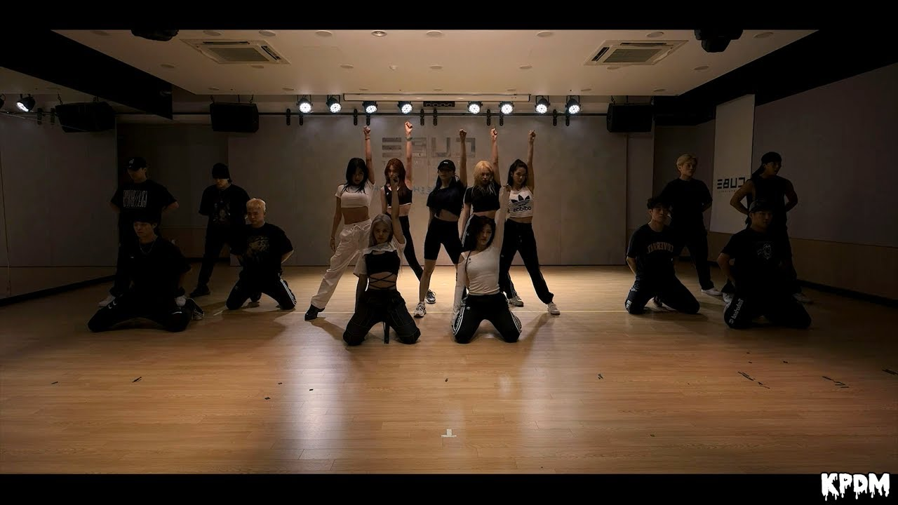 CLC (씨엘씨) - HELICOPTER Dance (Practice Mirrored)