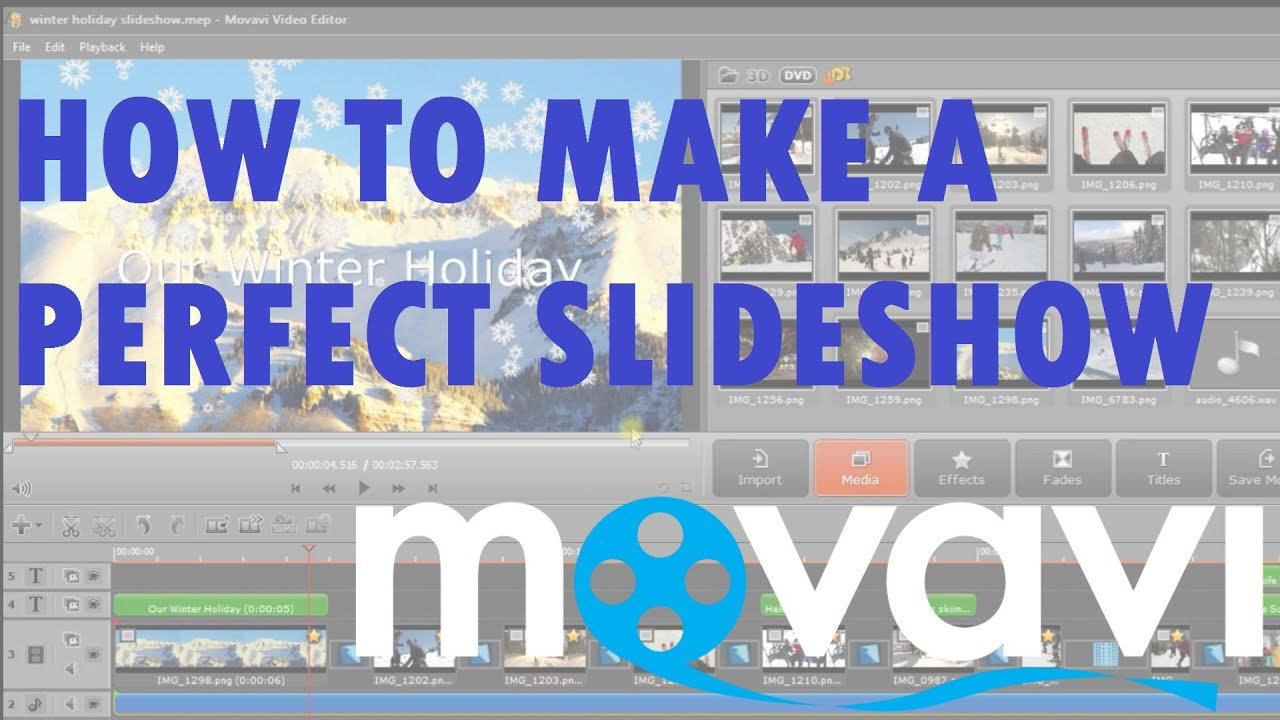 slideshow maker create cool slideshow with your photos and music