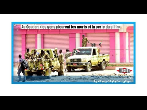 السودان.. احتجاجات رغم الخوف!!  - نشر قبل 20 دقيقة