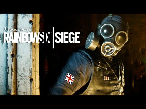 Tom Clancy's Rainbow Six Siege - 'The Hammer And The Scalpel' Official CGI Trailer