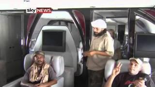 Libya Conflict: Inside Colonel Gaddafi