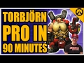 Torbjörn PRO IN 90 MINUTES? Zero to Hero Challenge Stream