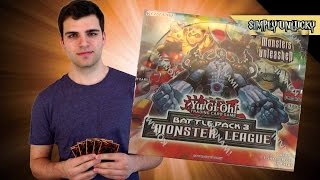 Best Yugioh Battle Pack 3 Monster League 1st Edition Box Opening! OH BABY!!... Thumbnail