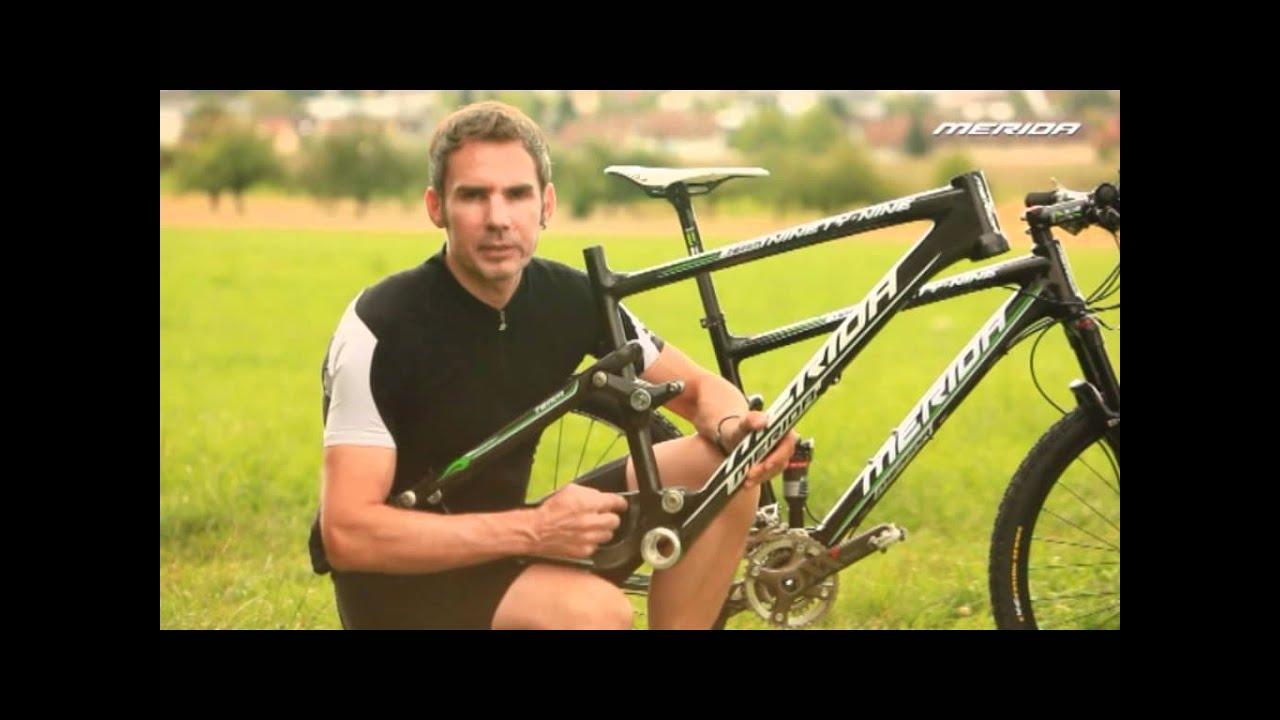 Велосипед Merida Big Nine Carbon 3000 - YouTube