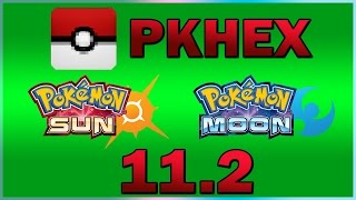 [v11.2] How to use PKHEX to Pokegen on Sun & Moon, including Keyboard Shortcuts & New Features